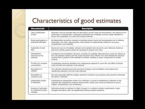 Project Estimation -- Techniques, Challenges and Best Practi