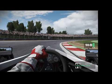 Project Cars Career Formula rookie Barcelona