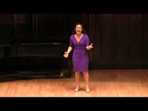 2013 Lotte Lenya Competition: Rachel Kara Cordeio-Pérez