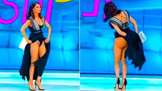 20 INAPPROPRIATE MOMENTS SHOWN ON LIVE TV NEWS