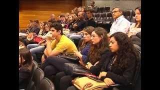 Estudantes universitários estiveram na ALESC para entender melhor o parlamento catarinense