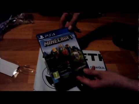 Игра Minecraft. Playstation 4 Edition для PS4 (Blu-ray диск, Russian version)