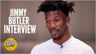 'Terrible' - Jimmy Butler describes how the Miami Heat have been playing this season | The Jump