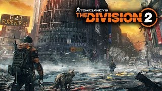 The Division 2 - Post Launch DLC Plans!  New Details From Ubisoft!