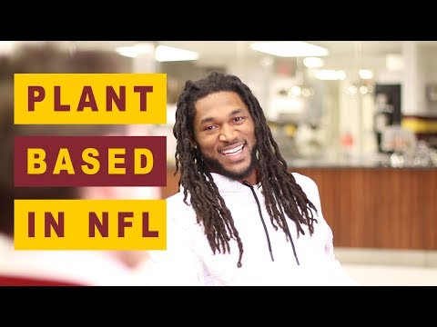 DJ Swearinger: Plant-Based In The NFL