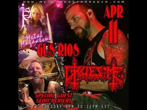 Gus Rios and Sean Reinert Fragments of Psyche interview with Jet of Metal Messiah Radio