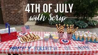 4th of July with Scrip