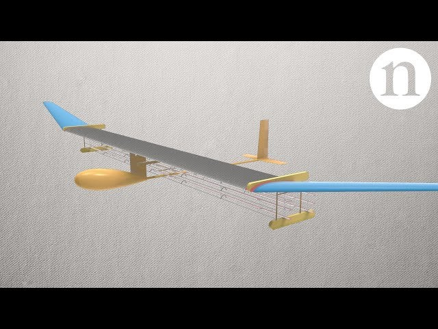 Ion drive: The first flight