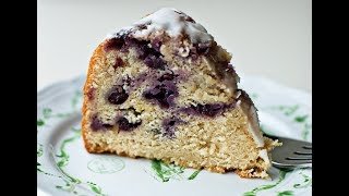 Lemon And Blueberry Tea Cake | EASY TO LEARN | QUICK RECIPES