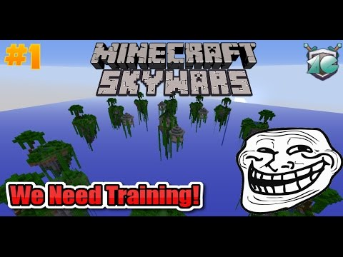 Minecraft: Skywars | I NEED SOMETHING GOOD!!!!