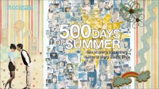 500 Days Of Summer - Soundtrack Official Full