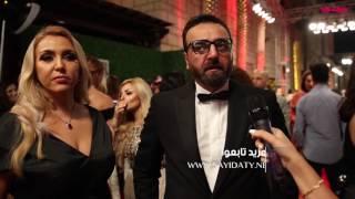 حصرياً.. أول تغطية لافتتاح مهرجان دبي السينمائي 2016