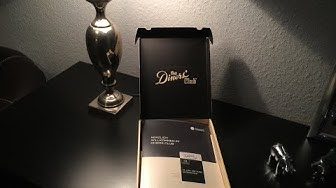 The Diners Club Vintage Card - Welcome Package unboxing