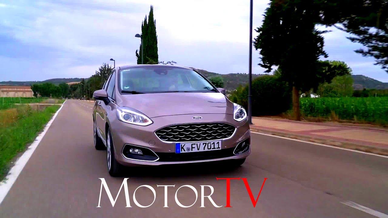 Ford Fiesta Vignale L Clip