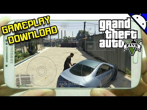 ✓GTA 5 V ANDROID (DOWNLOAD) - YouTube