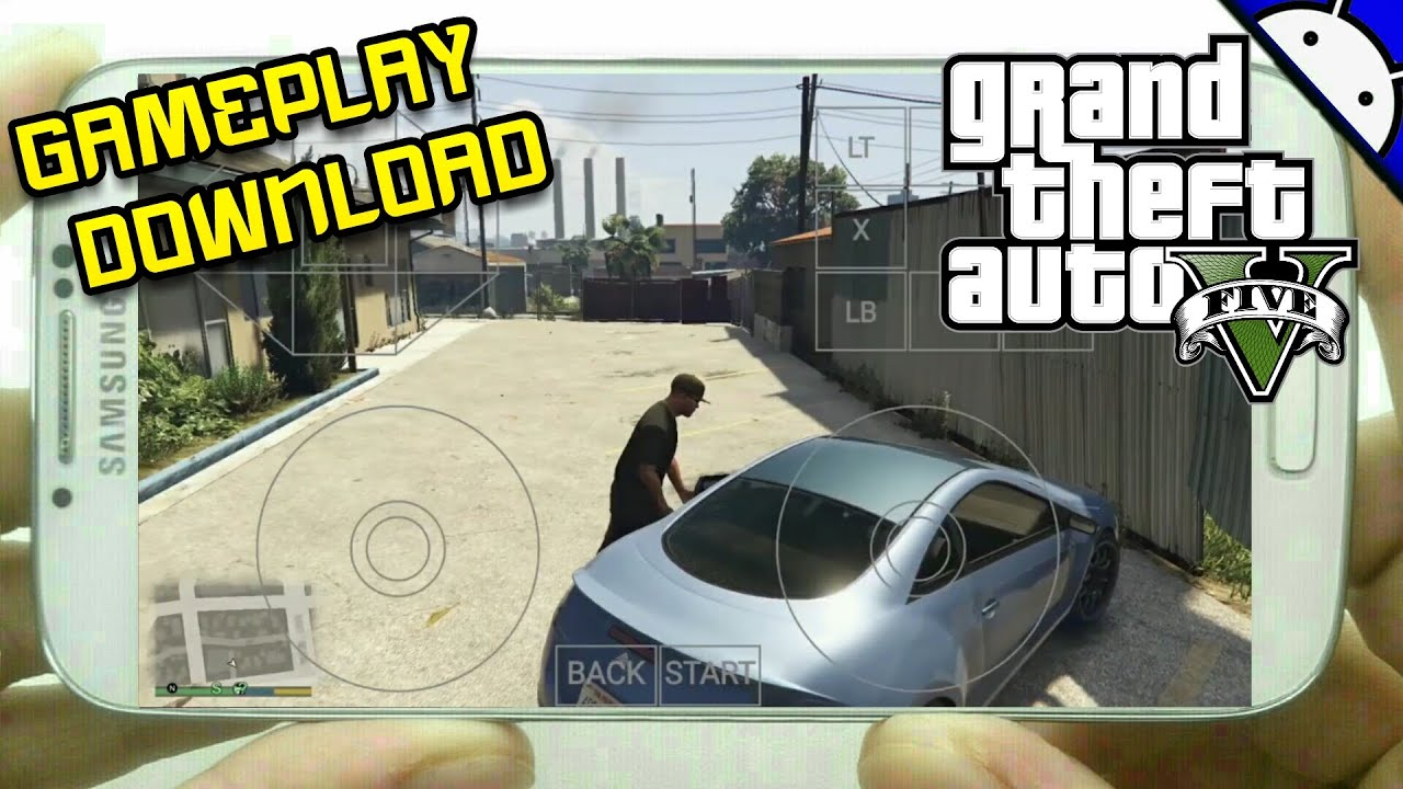 ✔GTA 5 V ANDROID (DOWNLOAD)