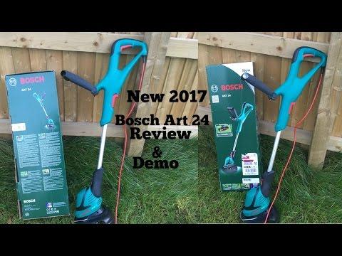 Видео обзор: Триммер BOSCH ART 27