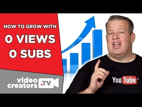 How To Grow with 0 Views and 0 Subscribers Mp3