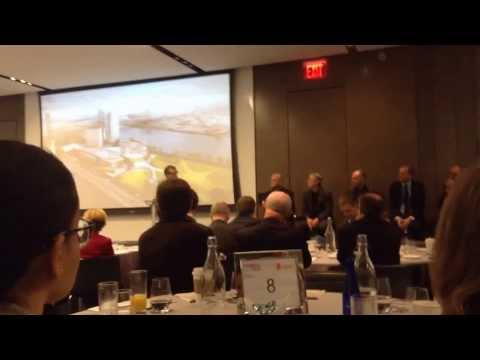 Architects And Planners Discuss Roosevelt Island Cornell Tech Campus