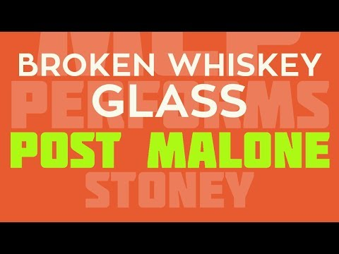 Broken Whiskey Glass - Post Malone cover by Molotov Cocktail Piano