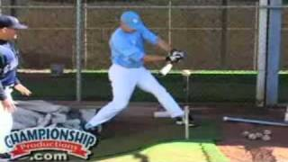 Baseball Hitting Program Video for an Explosive Swing