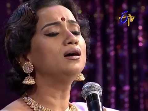 Swarabhishekam - Kalpana Performance - Om Mahapraana Deepam Song - 28th September 2014