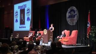 Tennessee Aviation Hall of Fame 2013, Part 4-Montill Warren