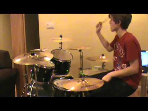 Little Drummer Boy - August Burns Red - (DRUM COVER) mp3