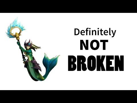 League of Legends - AD Nami