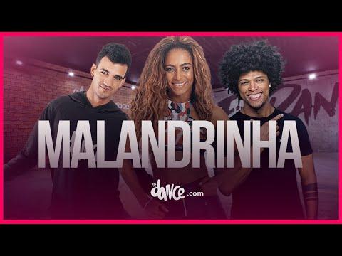 Malandrinha - Harmonia do Samba | FitDance TV (Coreografia) Dance Video