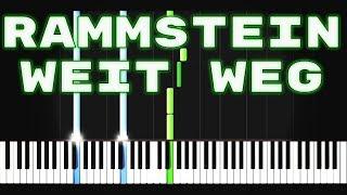 Rammstein - Weit Weg