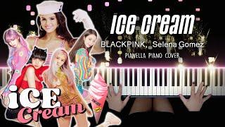 Blackpink ice cream piano cover series: * - (with selena gomez) original cover: https://www./watch?v=boc6un90fdg black...
