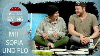[10] Social Eating mit Sofia und Flo | Sushi | 29.09.2016