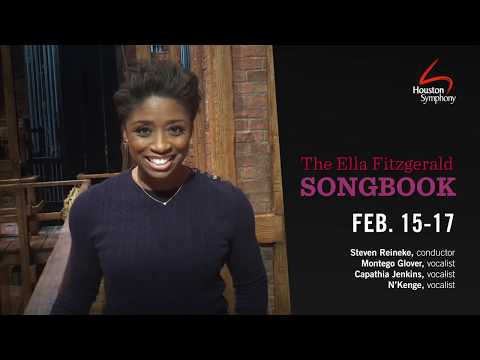 The Ella Fitzgerald Songbook, Feat. Montego Glover