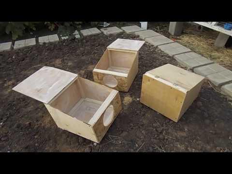 Как построить маточник для крольчихи своими руками