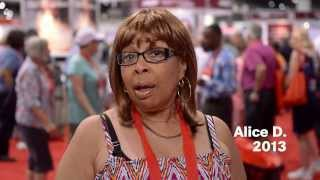 AARP Member Advantages Member Testimonial - Alice D. 2013