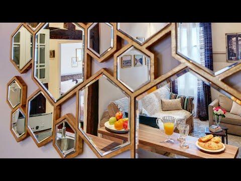Interior Design / Decorating with Mirrors part 1 / 34 ideas