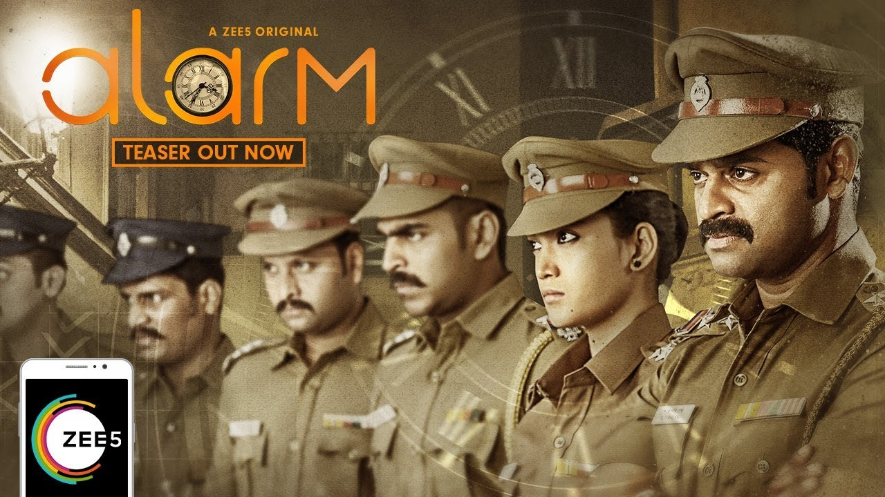 Prem Kumar's Debut Webseries 'Alarm' Releases Today