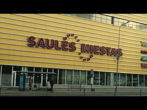 ŠIAULIAI - SAULĖS MIESTAS