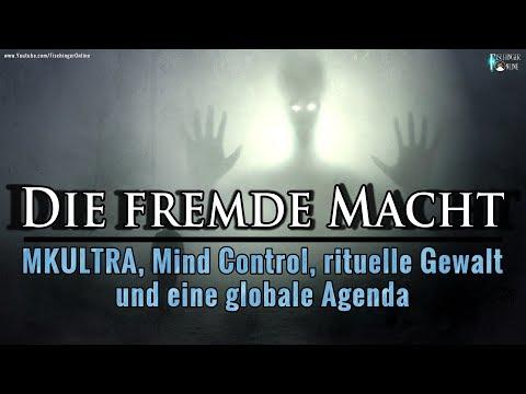 Die fremde Macht: MKULTRA, Mind Control, rituelle Gewalt, globale Agenda / Vortrag 2019 🔥