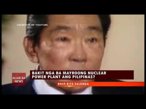 Alam Ba News: Bataan Nuclear Power Plant