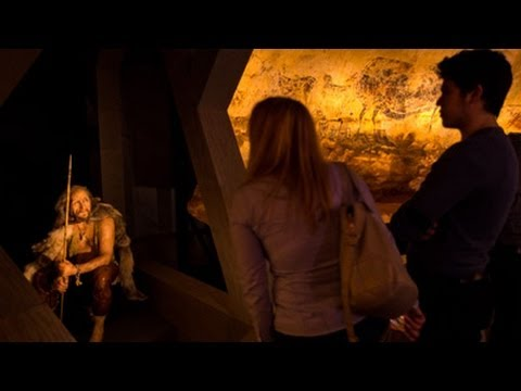 Stone age comes to the Field Museum