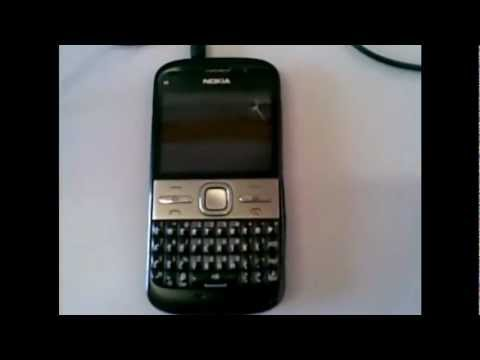 Reset Nokia E5