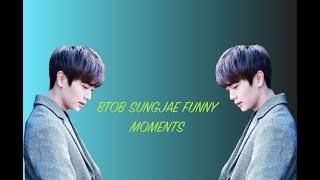 BTOB Sungjae Funny Moments