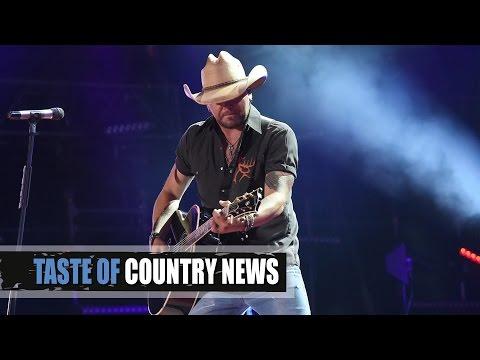 Jason Aldean Revealed as 2017 Taste of Country Music Festival Headliner