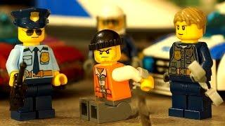 Лего Сити Полиция 60138 Стремительная Погоня - Игрушки и Мультики для Детей - Видео Обзор