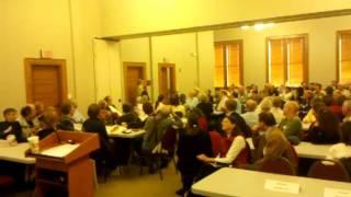Coweta County Georgia Republican Party Meeting