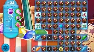 Candy Crush Soda Saga Level 1159 ★★★ Coloring Candy Fun The Highest Score