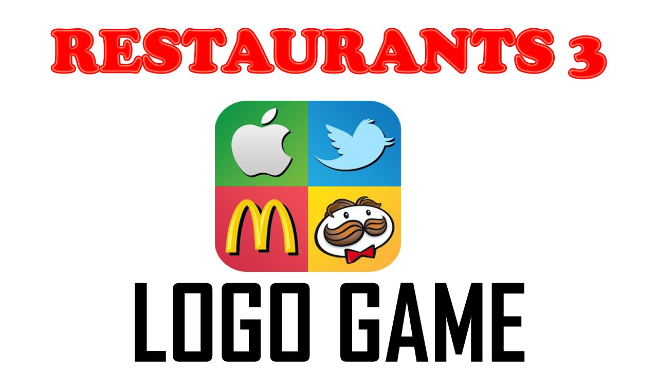 Logo Game Bonus Restaurants 3 All Answers Walkthrough By