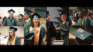 DCB Graduation Commencement 2018